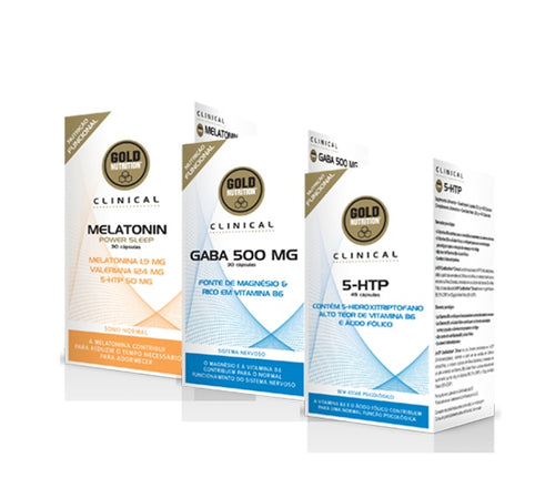 PACK ANTI-STRESS & SLEEP - GoldNutrition Hong Kong
