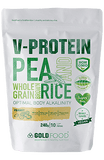 Vegan protein 240g - EXPIRES END OF OCTOBER - 47% OFF - GoldNutrition Hong Kong
