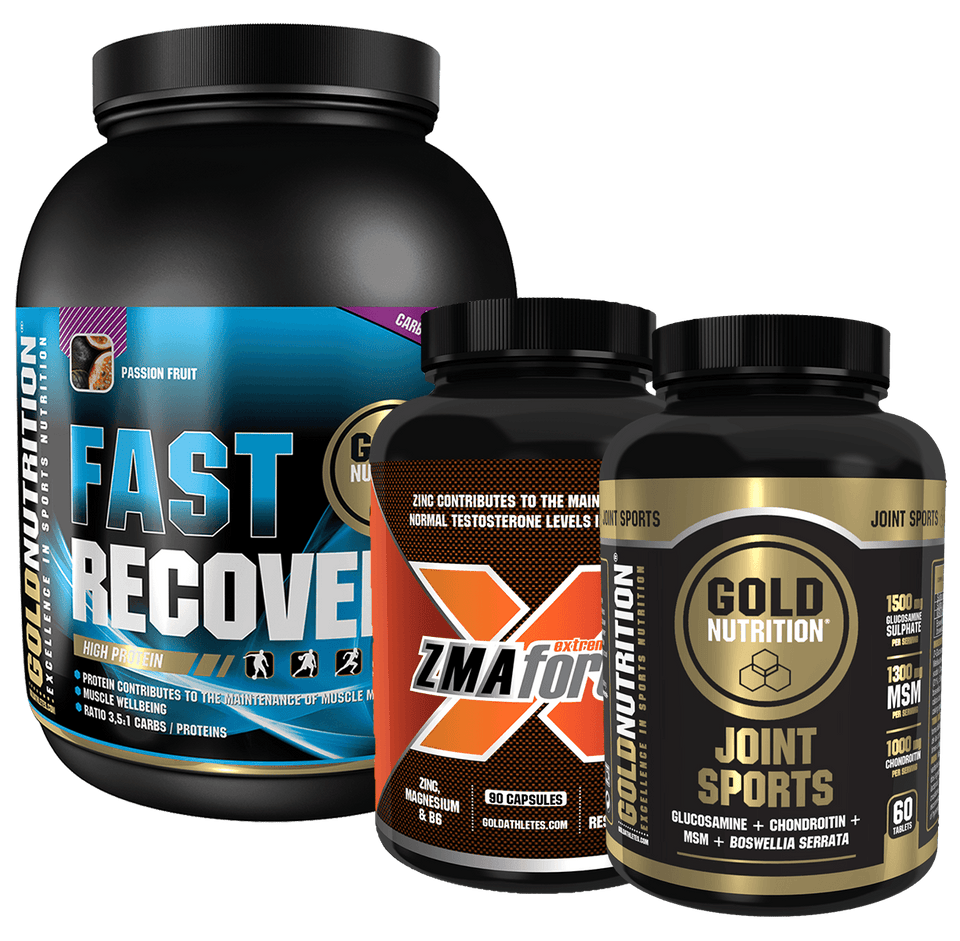 PACK POST WORKOUT: Save 20% - GoldNutrition Hong Kong