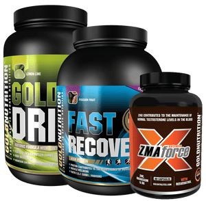 PACK RECOVERY: Save 20% - GoldNutrition Hong Kong