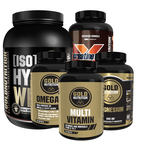 PACK STRENGTH BUILD - GoldNutrition Hong Kong