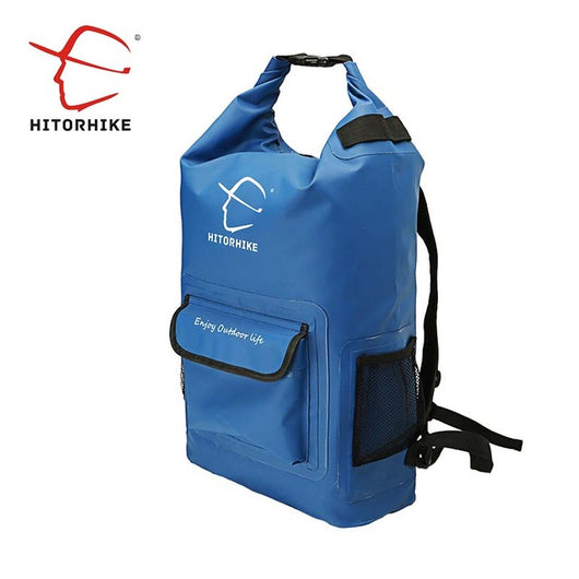 HITORHIKE 25L Outdoor Water-Resistant Dry Bag Sack Swim Storage for Rafting  Boating Kayaking Canoeing a4f7036ac800f