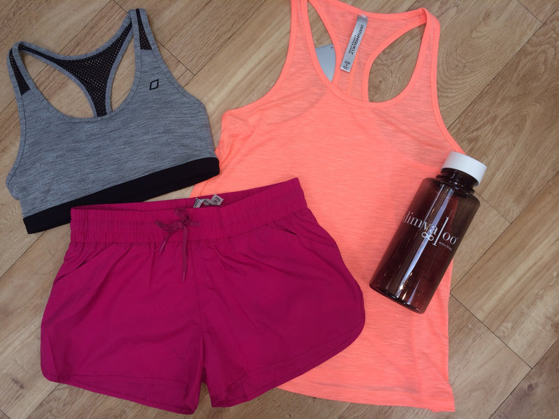 #MatchingMonday -  Pack your gym bag for the week