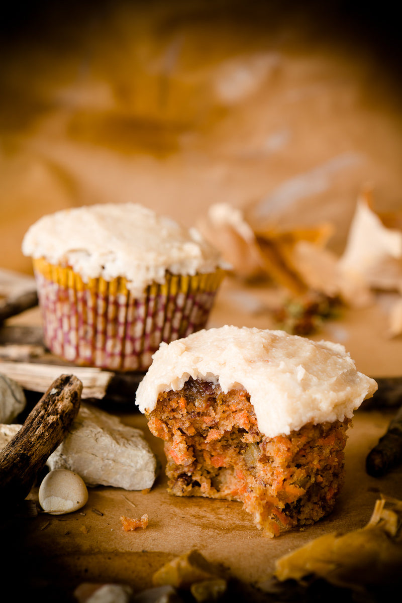 Foodie Friday - Carrot Cupcakes (Paleo-Approved)