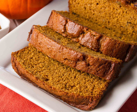 #FoodieFriday- Pumpkin Spice Bread