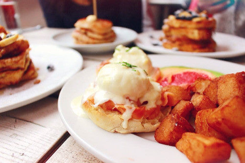 #FoodieFriday - Brunching IS a Verb