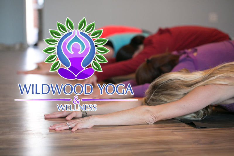 February Wine Down Wednesday with Wildwood Yoga