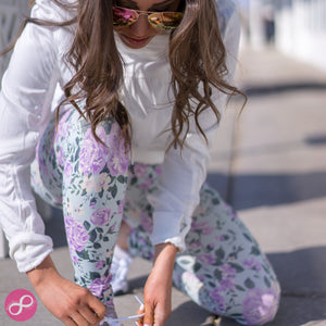 Floral Prints for Activewear