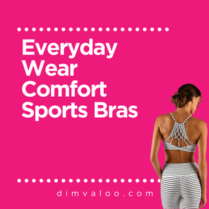 All Comfort Sports Bras, for Everyday Wear