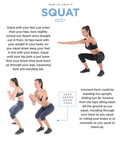 Day 3-31 Day Squat Challenge! – Dimvaloo Activewear