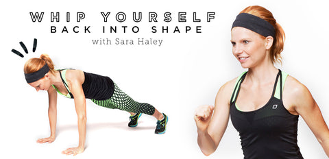 Whip Yourself Back Into Shape Workout – Dimvaloo Activewear