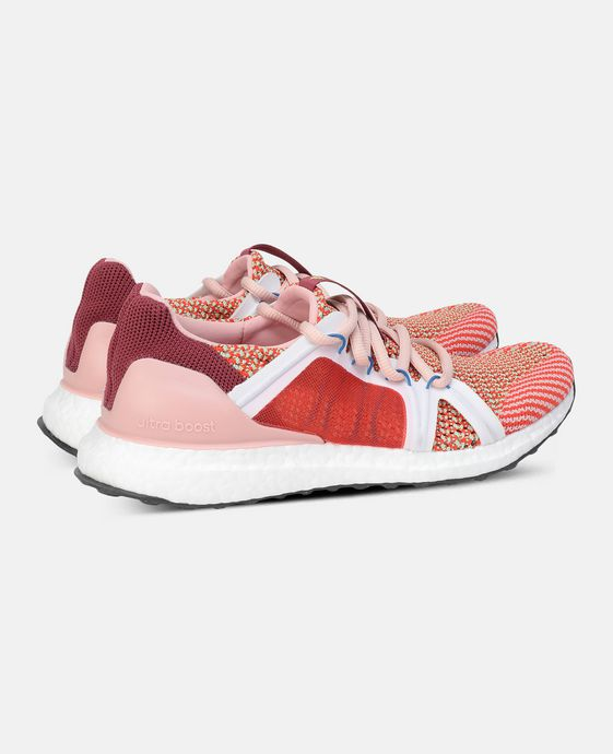 Ultra Boost - Pink and White