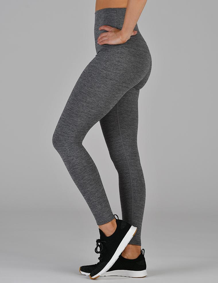 High Waist Pure Legging - Dimvaloo