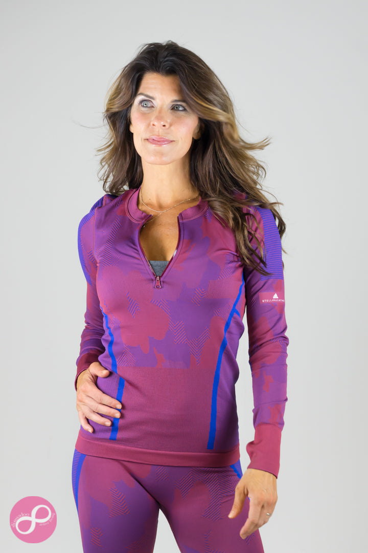 Run Seamless Long Sleeve - Final Sale - Final Sale