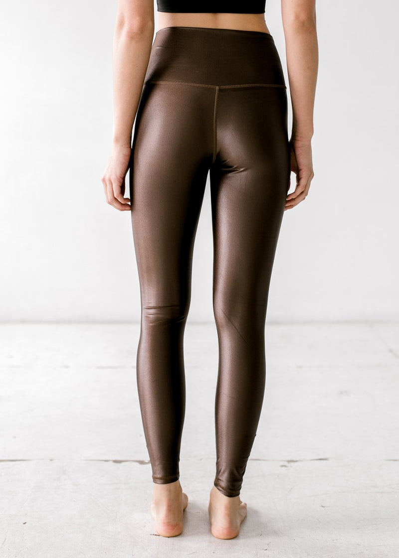 High Shine Signature Tight