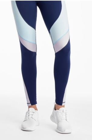 Heather Mix tight - Final Sale