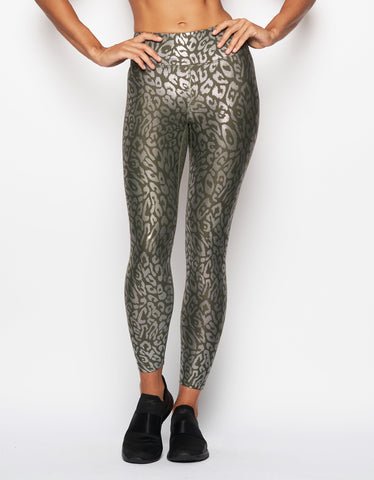 Black Jagger 7/8 Legging