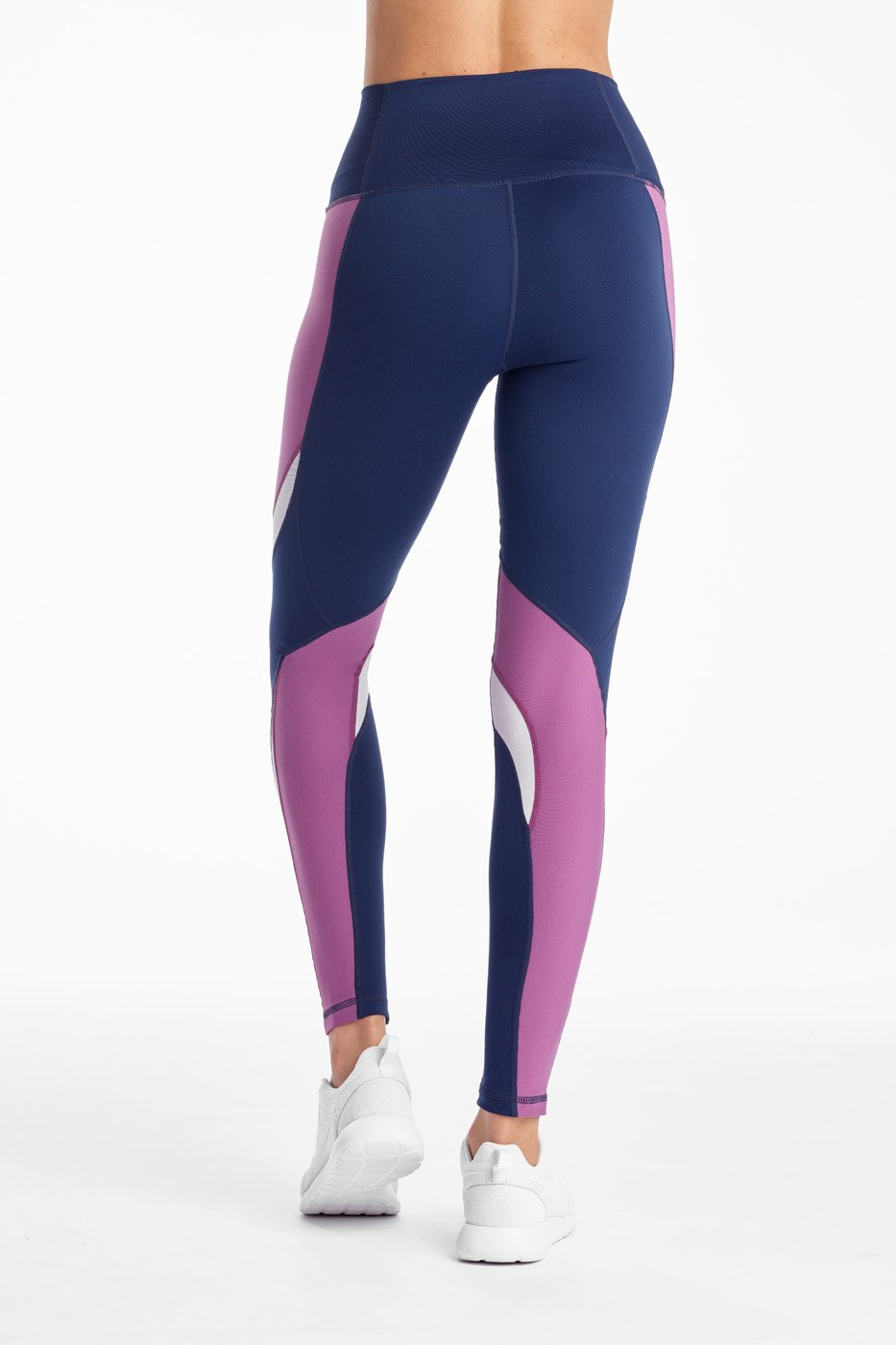 Heather Mix Tight - Navy Crocus Heather - Final Sale