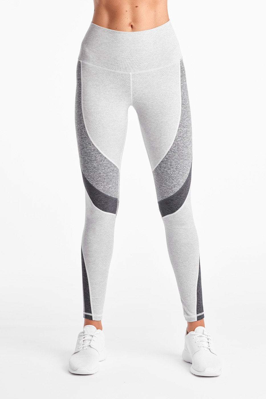 Heather Mix Tight - Heather Grey - Final Sale