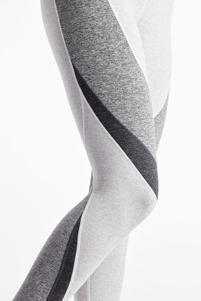Heather Mix Tight - Heather Grey - Final Sale - Final Sale
