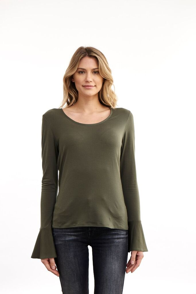 Laurelhurst Long Sleeve Top