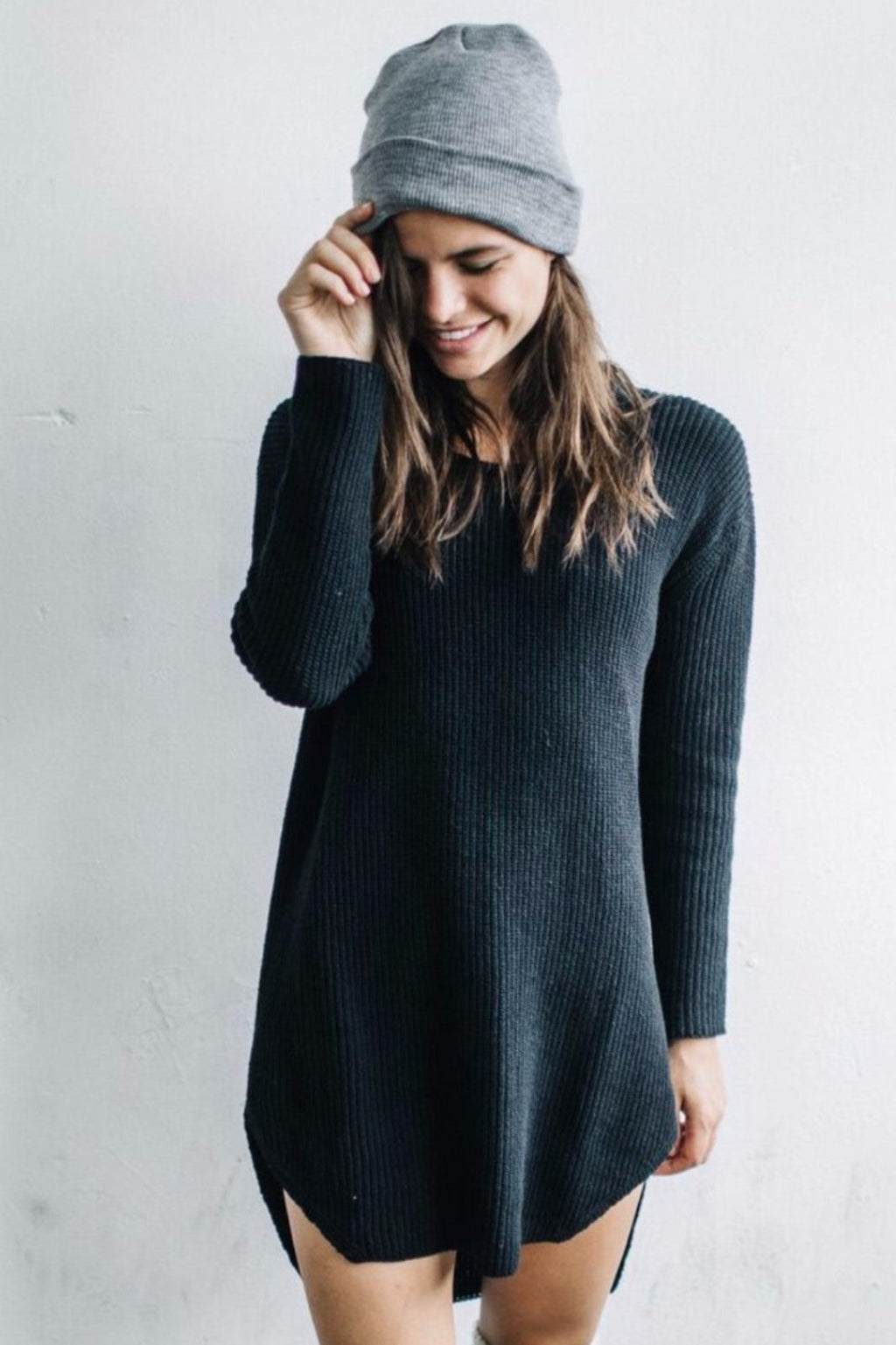 My Obsession Sweater Dress - Final Sale - Final Sale
