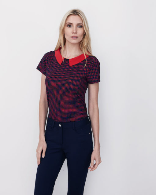 Sandra Polo Shortsleeve - Final Sale