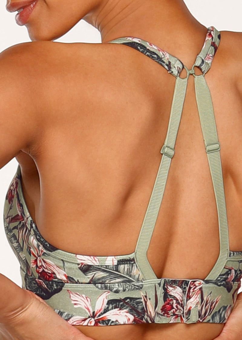 Compress and Compact Sports Bra - Final Sale - Final Sale