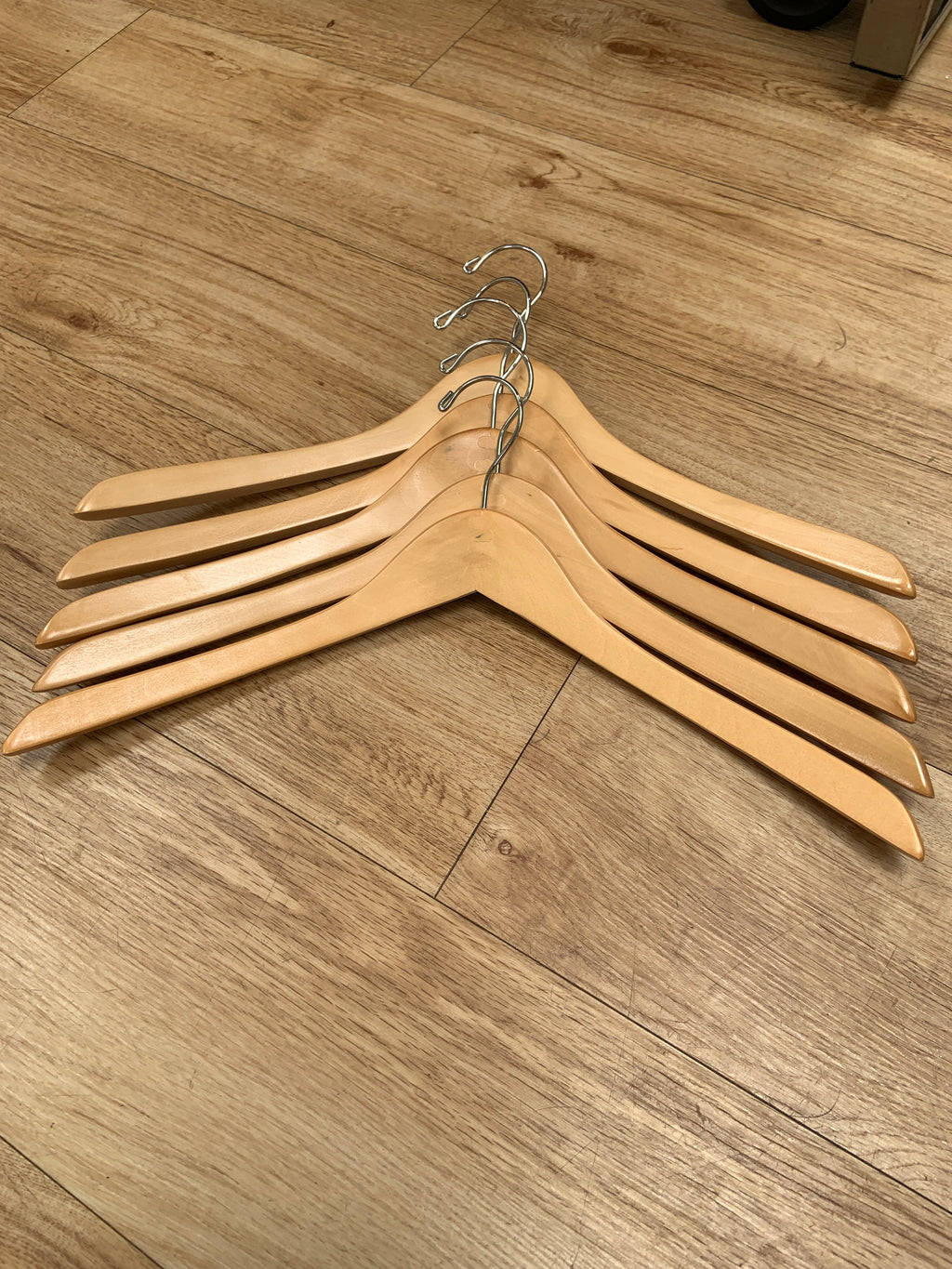 Wooden Shirt Hanger Bundle - Final Sale