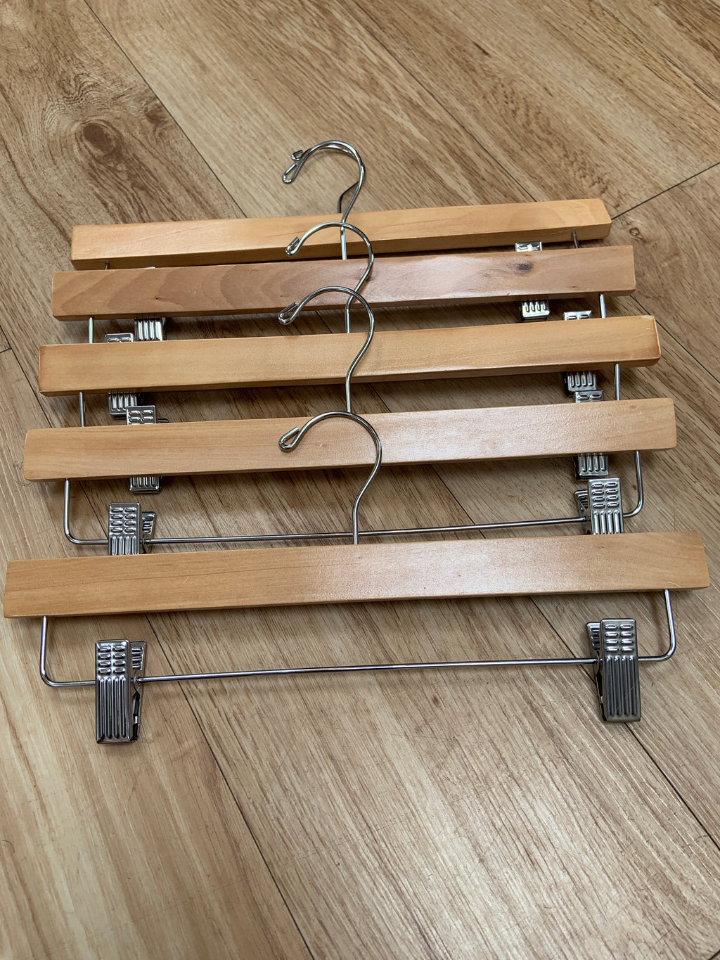 Wooden Pant Hanger Bundle - Final Sale