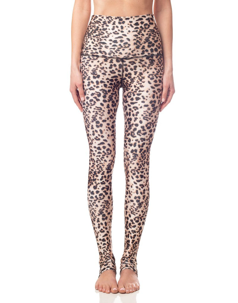 Leopard Legging - Final Sale