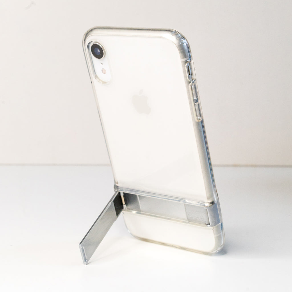 Transparent iPhone Case with Kickstand