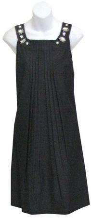 Julian Taylor 7781M Pleated Front Dress