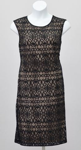 Richards 5212W Lace PlusSize Dress