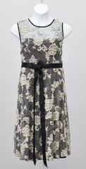 R&M Richards Chenille Lace Dress