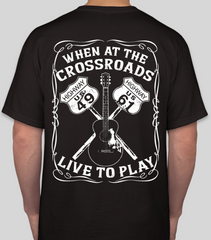 JamPlay Crossroads T-shirt