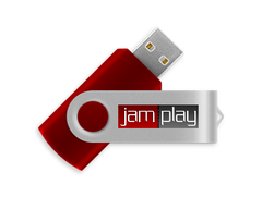 JamPlay Flash Drive