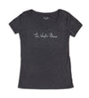 Womens Nero Tee Shirt - TVB