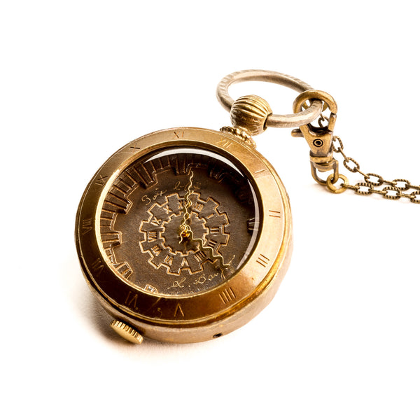 Branco Pocketwatch - Peter Nappi - 1
