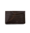 Card Wallet in Nero