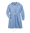 FWK Cagoule Dress - Light Blue Cotton Chambray