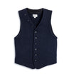 FWK Knit Vest - Dark Navy Sweater Knit