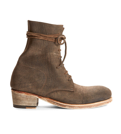 Julia Boot in Washed Flint
