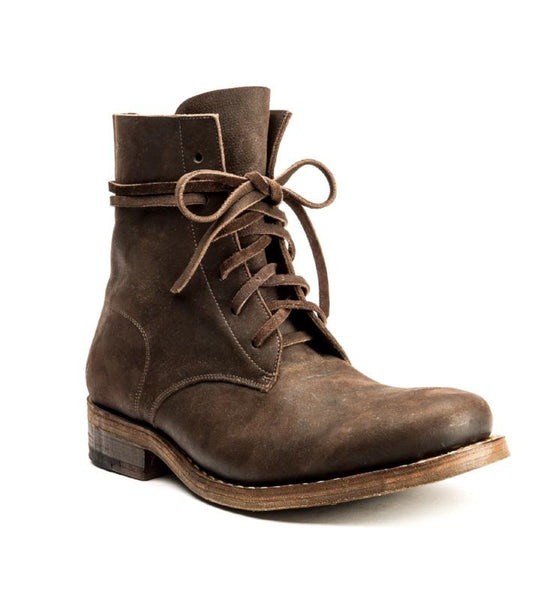 Julius Goodyear Boot in Bitter Chocolate - Peter Nappi - 1