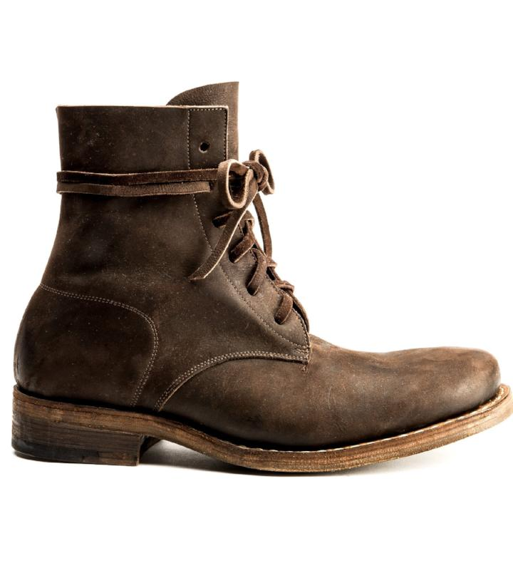 Julius Goodyear Boot in Bitter Chocolate - Peter Nappi - 2