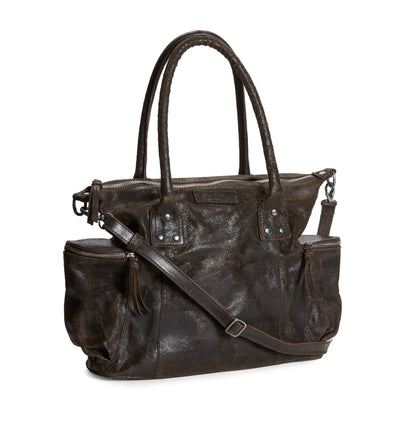 Luna Handbag in Tobacco