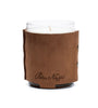 Peter Nappi Signature Candle Cuoio