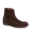 Barto Zip Boot in Hand-Waxed Espresso