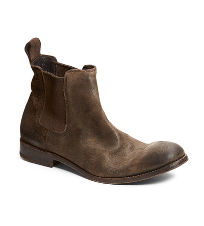 Men's Chelsea in Suede Brown