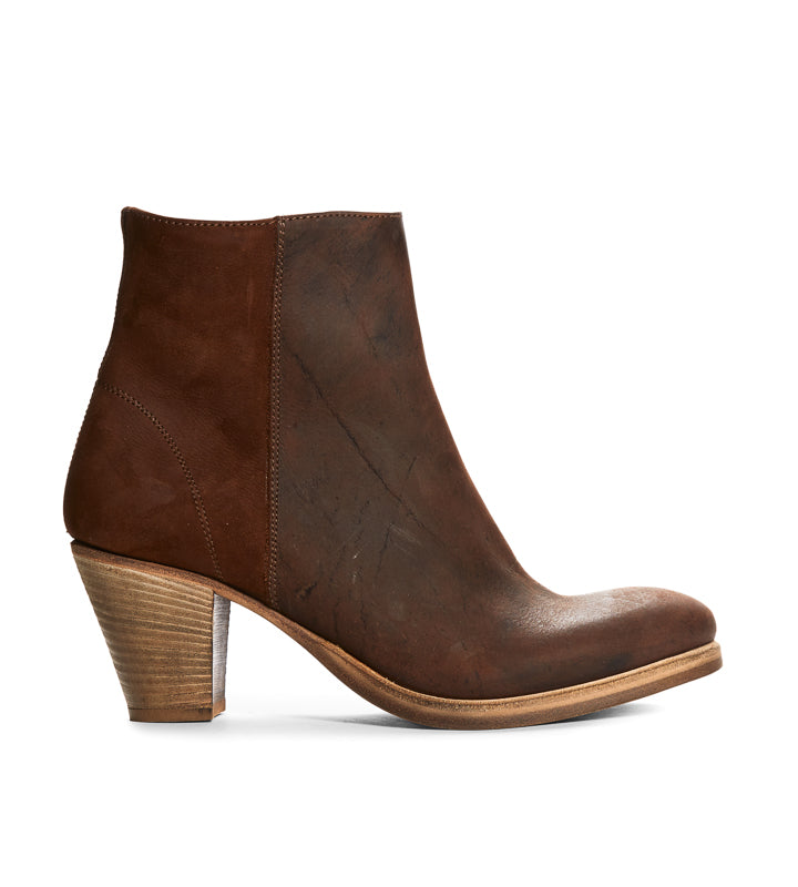 Gabrielle Bootie in Ridge